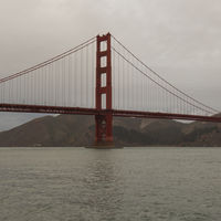 The Golden Gate Bridge was the longest span in the world from its completion in 1937 until 1964. Today, it still has the ninth-longest suspension span in the world.