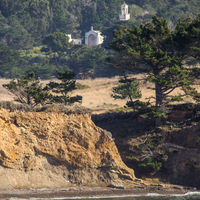 As seen from Point Lobos.