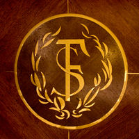 The floor of the elevators is wood, inlaid with brass, and features the official monogram of San Francisco.